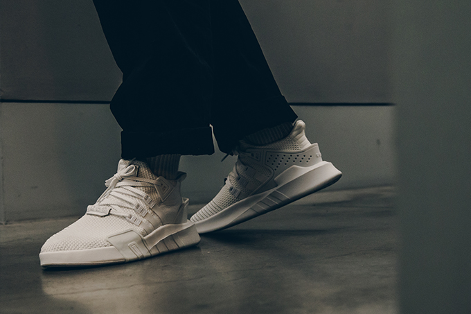adidas EQT Bask ADV: On-Foot Shots