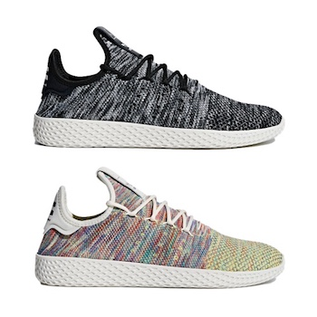 4b336691b2e1c adidas Originals x PHARRELL WILLIAMS TENNIS HU PK - AVAILABLE NOW ...
