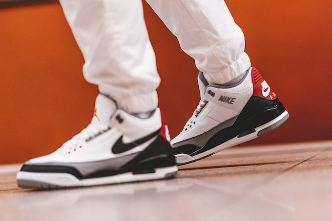 sale retailer 2d48c 4357f Nike Air Jordan 3 Tinker NRG: On-Foot Shots by BSTN - The ...