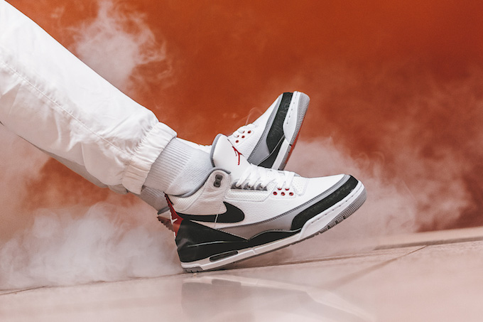 0008e8c149c Nike Air Jordan 3 Tinker NRG: On-Foot Shots by BSTN - The Drop Date