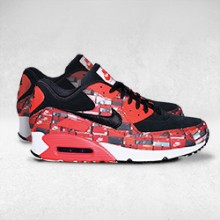 Boxing Clever with the Forthcoming atmos x Nike Air Max 90  Shoebox  d7d01417e