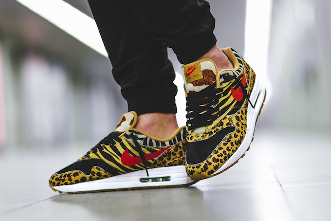 best service 82857 751bf Nike x atmos Air Max Day 2018 Beast Pack: On-Foot Shots by ...