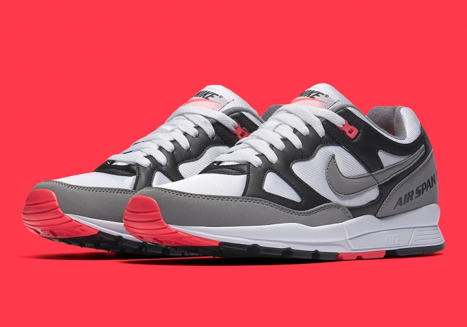 6c8836975da65 Available Now  Nike Air Span II Solar Red - The Drop Date