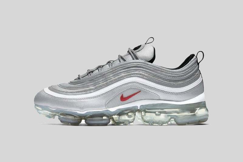 timeless design fbb22 f25b6 Get Ready for the Nike Air VaporMax 97 Silver Bullet - The ...