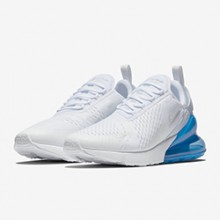 334032056b545 Nike Air Max 270 Photo Blue Returns With White Uppers
