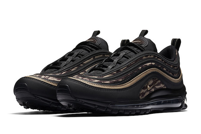 wholesale dealer 54880 97a08 Ripstop Camo Takes to the Nike Air Max 97 - The Drop Date