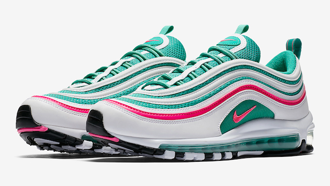 The Nike Air Max 97 South Beach is Positively Tropical The