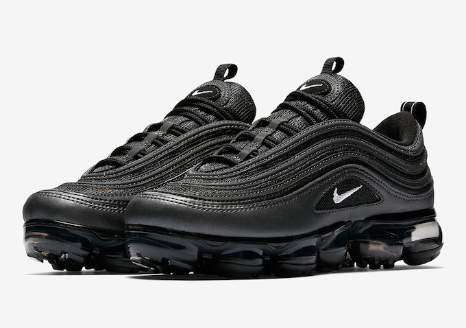 35b1d285f07 Out Now  Nike Air VaporMax 97 Metallic Hematite - The Drop Date