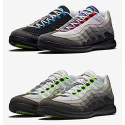 separation shoes fbdc3 02212 The NikeCourt Vapor RF x AM95 Gets Greedy... - The Drop Date