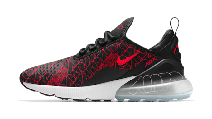 factory authentic 4f9ff c0861 The NIKEiD AIR MAX 270 is AVAILABLE NOW  hit the banner below to start  creating your own design with NIKE today.