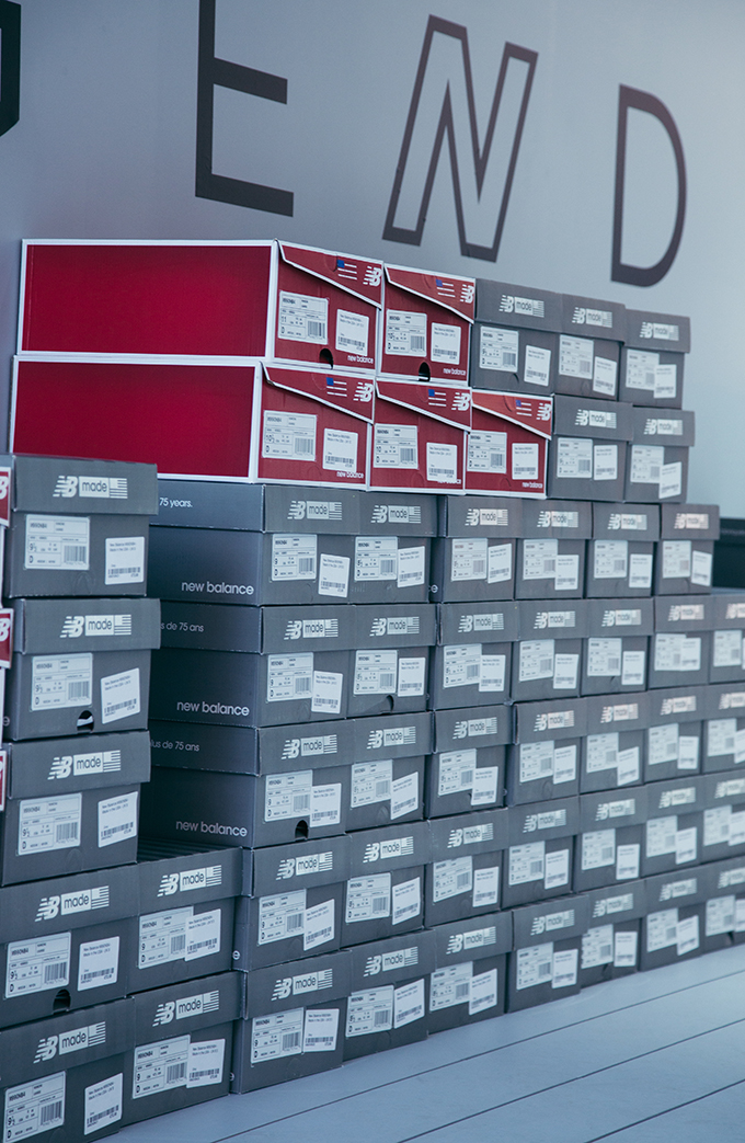 buy popular 231a8 6078c Event Recap: The New Balance 990v4 '1982' UK Launch with END ...