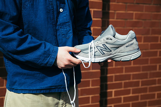 buy popular 8c00b fcc35 Event Recap: The New Balance 990v4 '1982' UK Launch with END ...