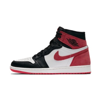 bf572c5b99a Nike Air Jordan 1 High - Best Hand in the Game - Track Red - 9 MAY ...