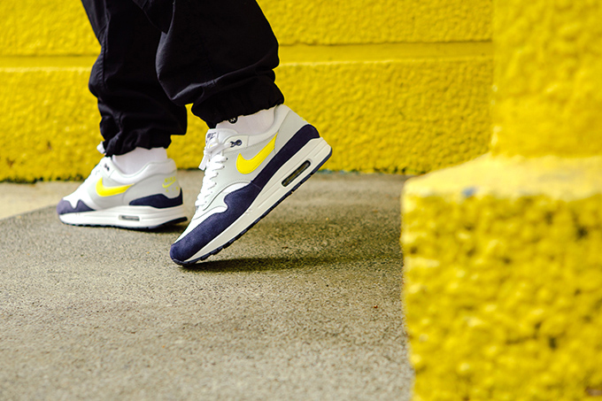 0ff392374aa4b9 The NIKE AIR MAX 1 TOUR YELLOW is AVAILABLE NOW  click the banner below to  check the release page with full stockist details.