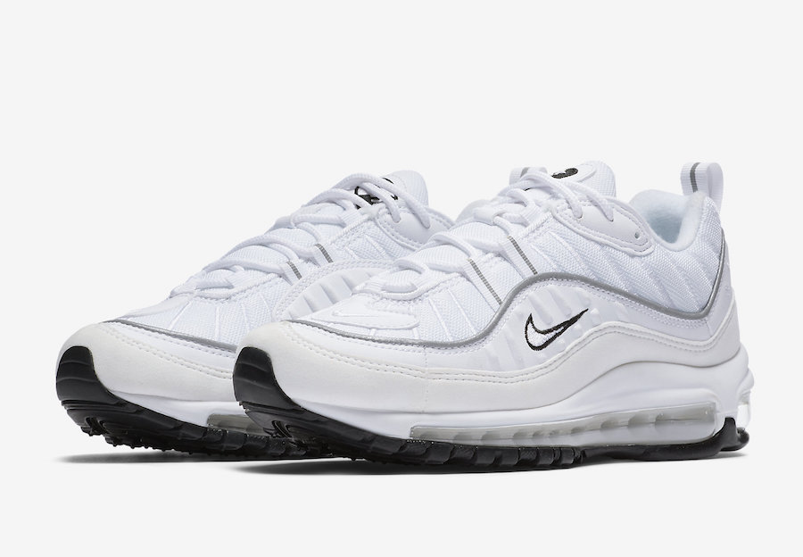 0648b2598d7 Coming Soon  The Nike Air Max 98 Triple White - The Drop Date