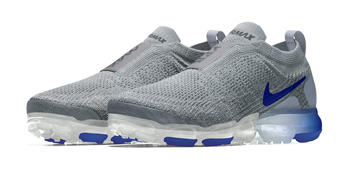 New To Nikeid The Nike Air Vapormax Flyknit Moc 2 Id