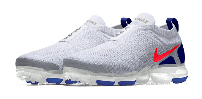 5115a9daf665 New to NikeiD  the Nike Air VaporMax Flyknit Moc 2 iD - The Drop Date