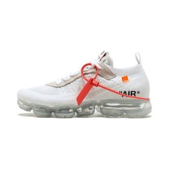 088d7909563f0a Nike x Virgil Abloh The Ten Air Vapormax Flyknit - White - 14 APR ...