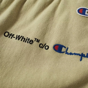 OFF-WHITE X CHAMPION LATEST RELEASES