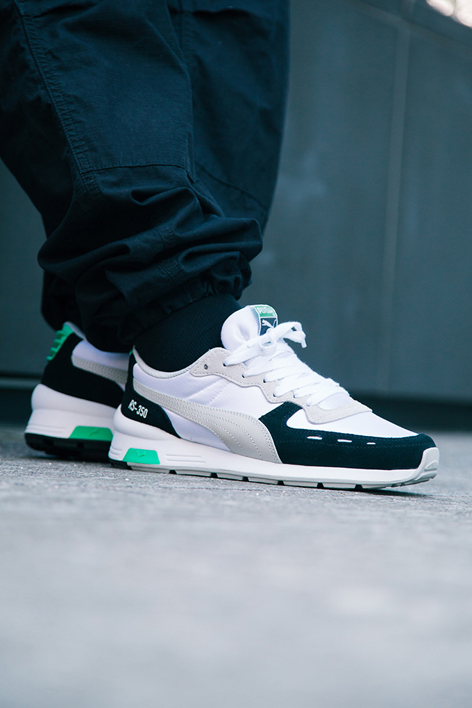 Innovation Sensation On Foot With The Puma Rs 100 And