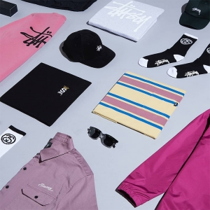 Inject some colour into your wardrobe with the latest STUSSY SS18 ARRIVALS, available now. Click the pic to shop.