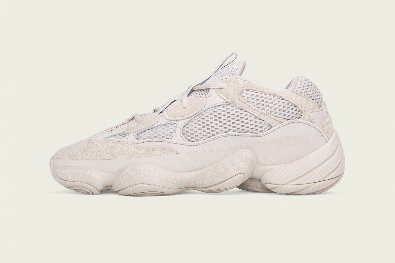 c5bfc8c2d20 Yeezus Is Back Once Again with the adidas YEEZY Desert Rat 500 Blush ...