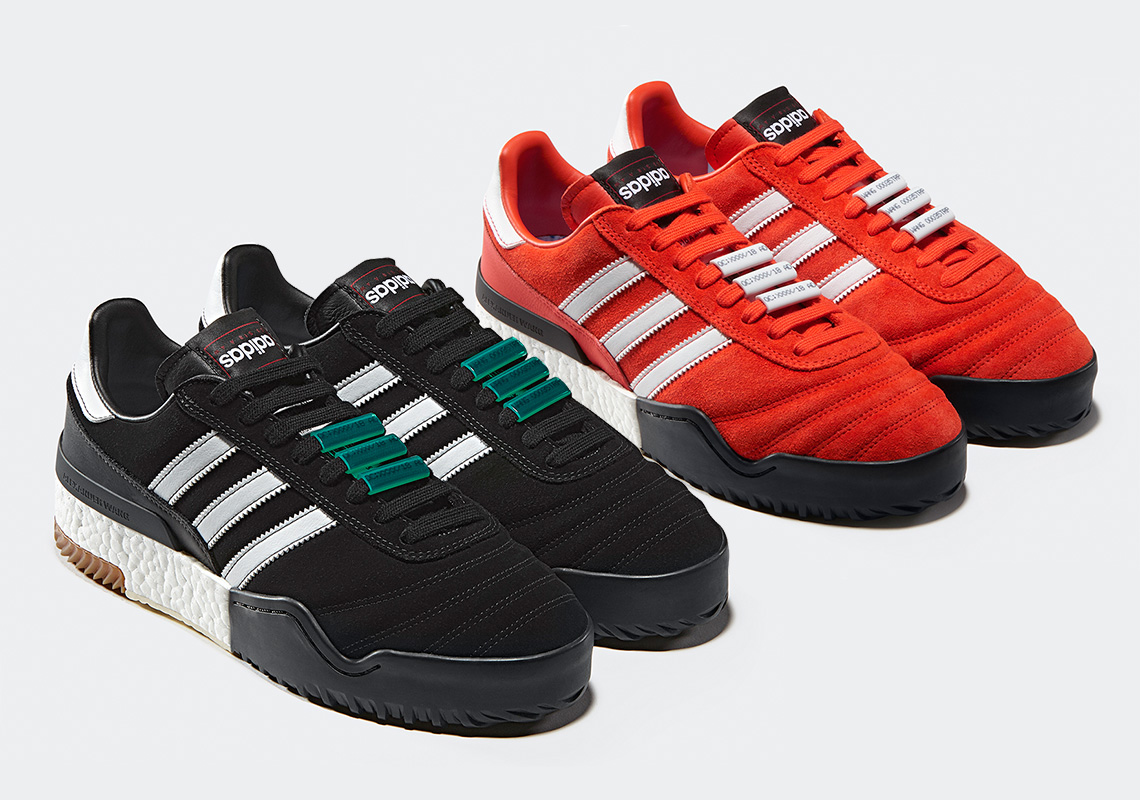 9c089df891311 The Alexander Wang x adidas Bball Soccer Is Dropping in Two Colourways