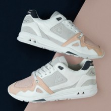 2cebe22efb9b The Le Coq Sportif R-1000 Highs + Lows Cygnet Is Here