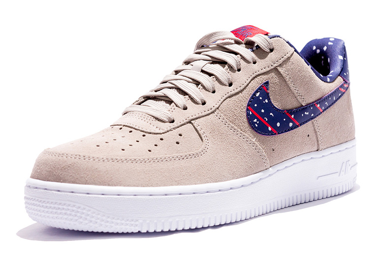 The Nike Air Force 1 Low Heads Into Space For This Nasa Styled Release The Drop Date