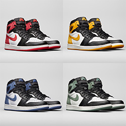 496997f3c30 Available Now  the Nike Air Jordan 1  Best Hand in the Game  Collection -  The Drop Date