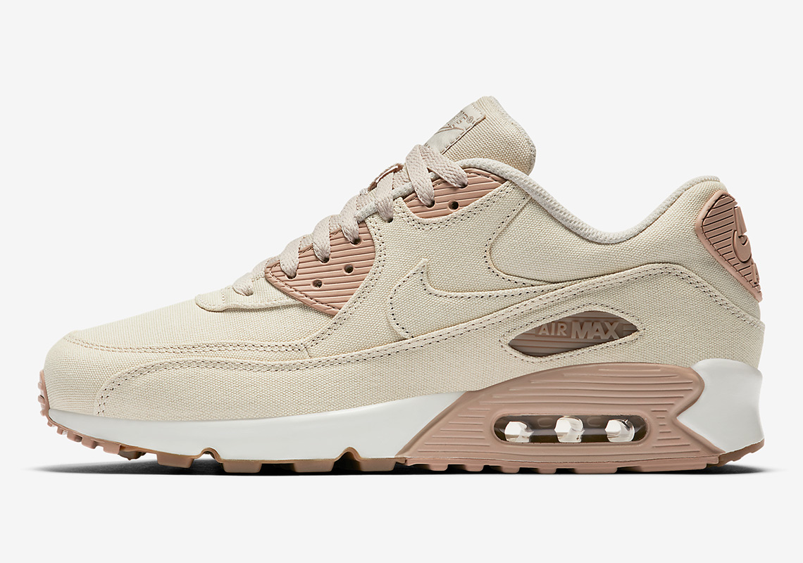 A The Classic Receives Updated Fabrication With The A Nike Air Max 90 b7f89a