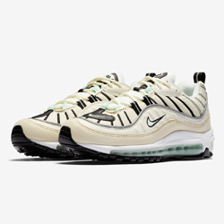 9306bb9d6951 A Hint of Mint  The Nike Air Max 98 Igloo
