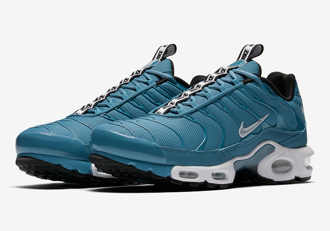 detailed look 7fc33 d805f Air Max Plus White Black Turquoise 852630-106 Shop the latest selection of  Nike ...