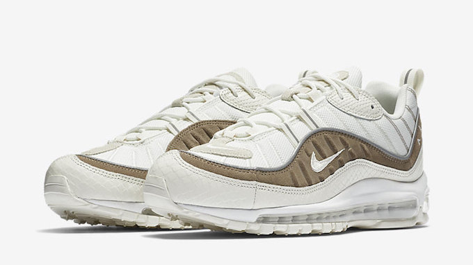 Slick  n  Subtle  Nike Air Max 98 SE Sepia - The Drop Date 1cfa41f6d