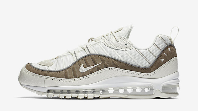 The NIKE AIR MAX 98 SE SEPIA is due to release on THURSDAY 12 APRIL  hit  the banner below to find out where you can get your hands on a pair when they  land. e79d695a3