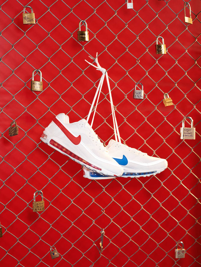 pretty nice 73335 7b001 Skepta Delivers Another Banger with the Nike Air Max 97/BW ...