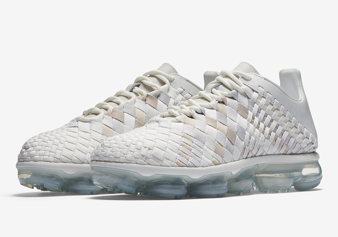259ee13052 Nike Unveils the Nike Inneva Woven VaporMax in Two Colourways - The ...