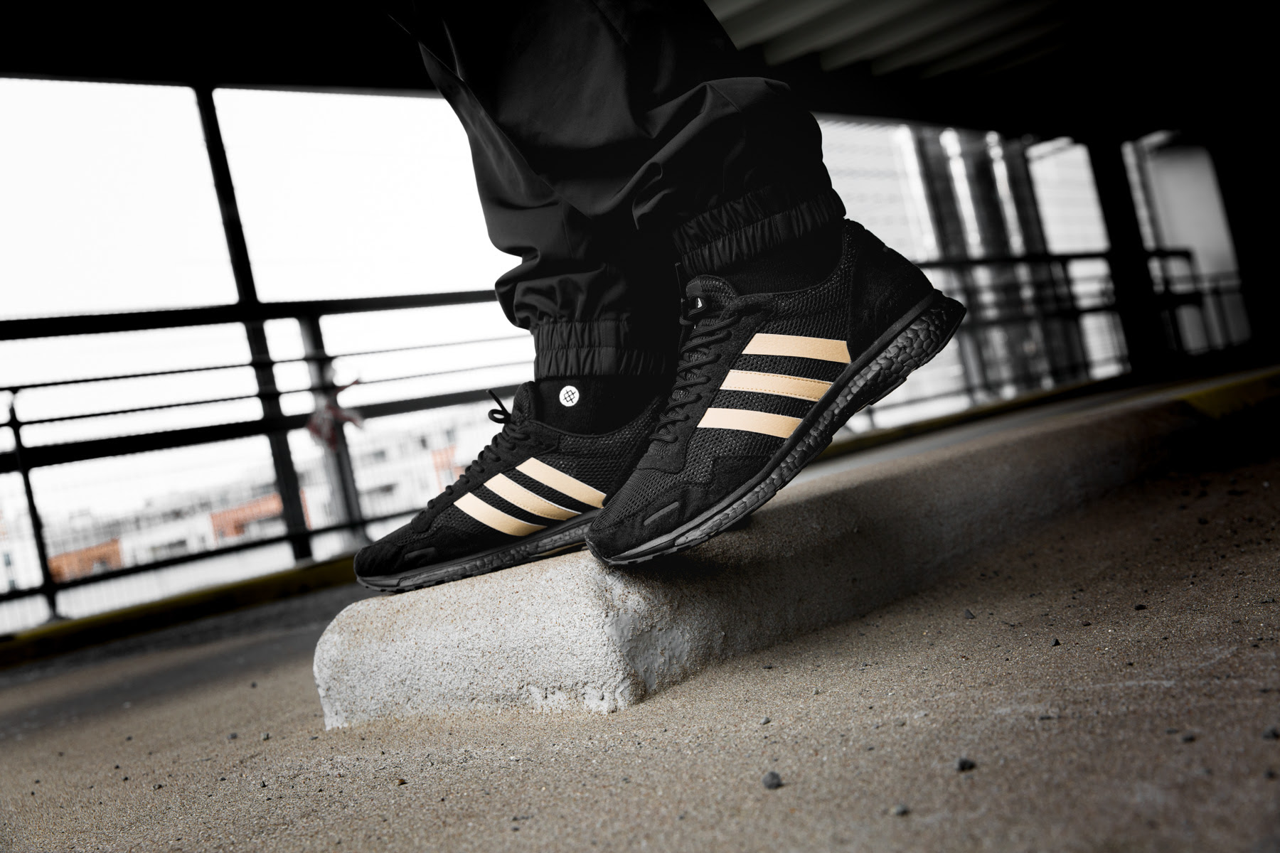 49503bc4c291 Take a Closer Look at the adidas x Undefeated Boost Pack with ...