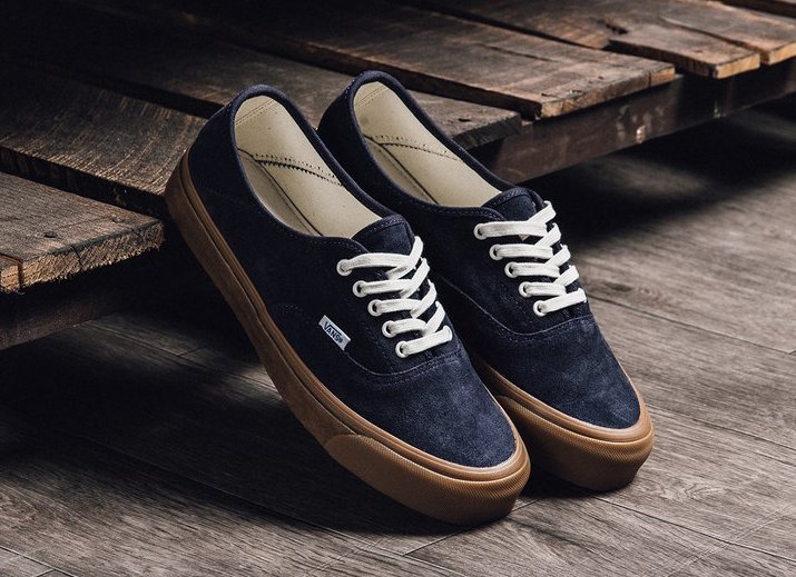 1cd1b803b3 Vans OG Style 43 LX Light Gum Pack - Available Now - The Drop Date
