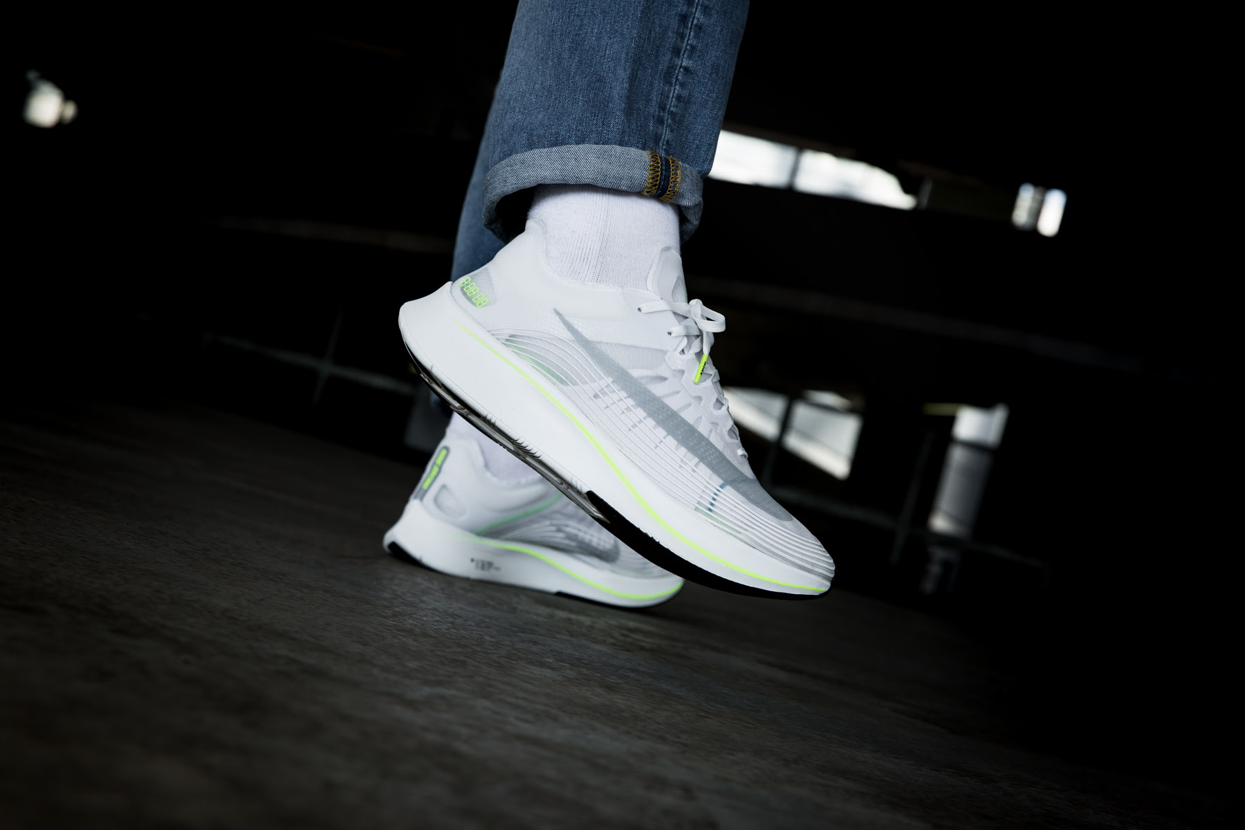 0e4c6d398241 Nike Shines Bright with the Zoom Fly SP Volt - The Drop Date
