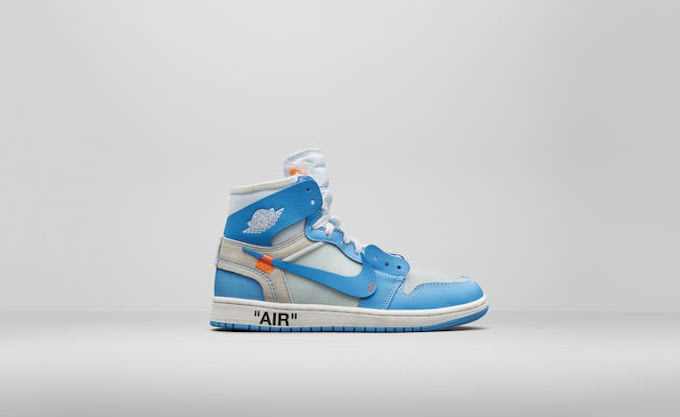 3e8ee74f6b39c3 The OFF-White x Nike Air Jordan 1 UNC Lands This Weekend - The Drop Date