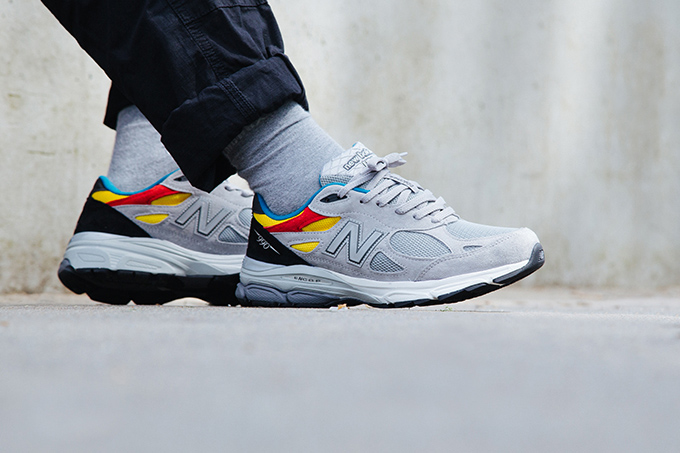 buy popular 8b2cd 19674 Revise and Arise: On-Foot with the new Aries x New Balance ...