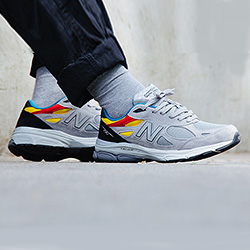 Revise and Arise  On-Foot with the new Aries x New Balance 990v3 f5289ea07
