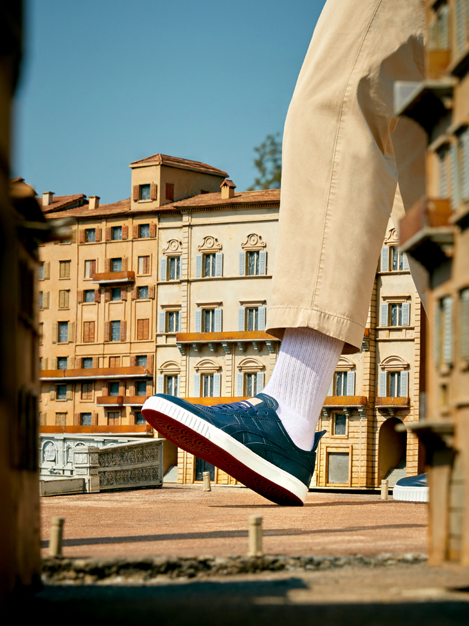 The Onitsuka Tiger Made in Italy Pack