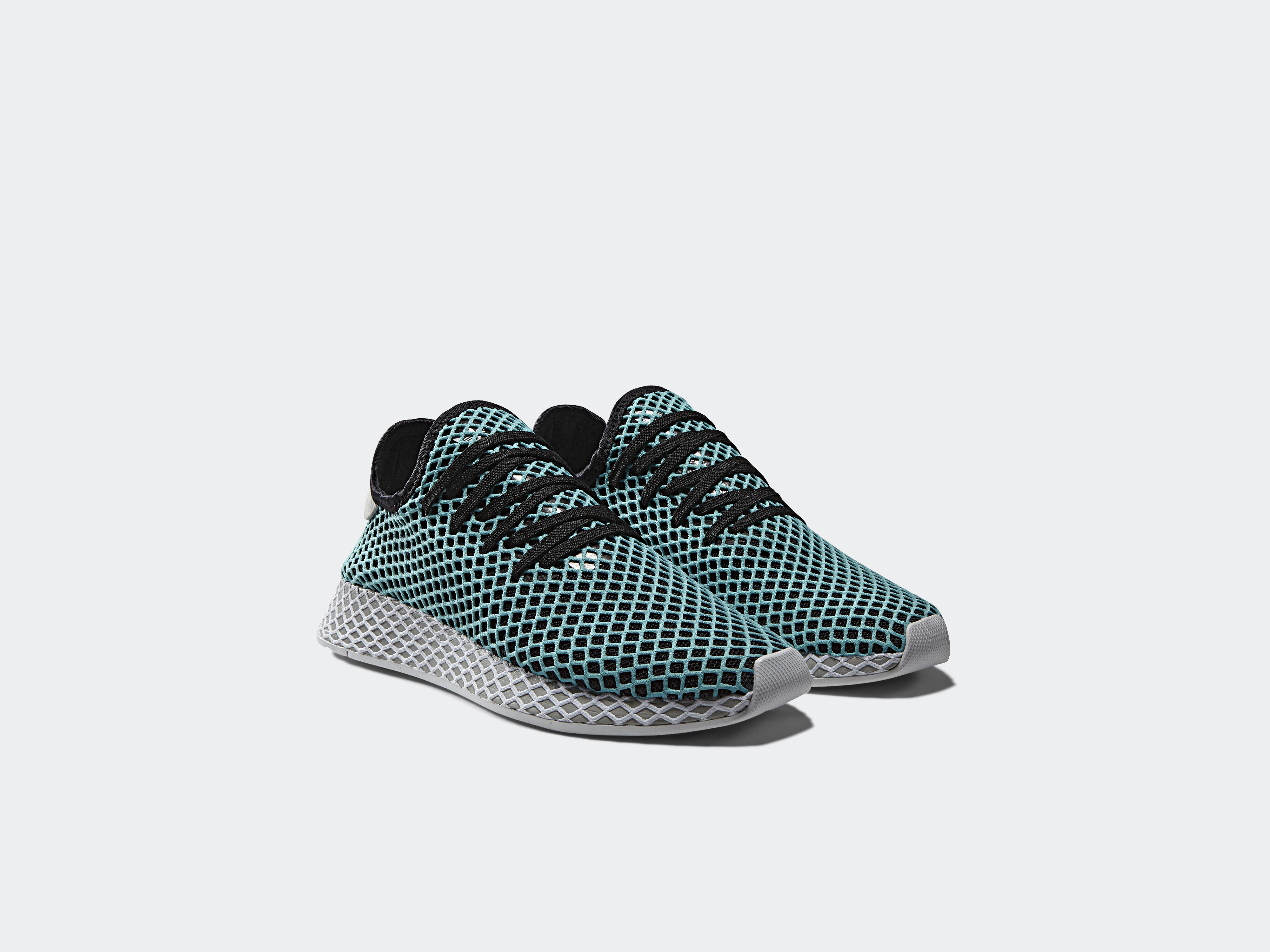 9a4750cf232c2 adidas Shows the Ocean Some Love with the adidas Deerupt Parley ...
