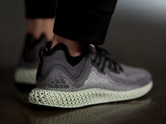 quality design 3163e 63970 Once again, adidas push the boundaries of performance footwear with the UK  launch of the ADIDAS ALPHAEDGE 4D CORE BLACKAERO GREEN.