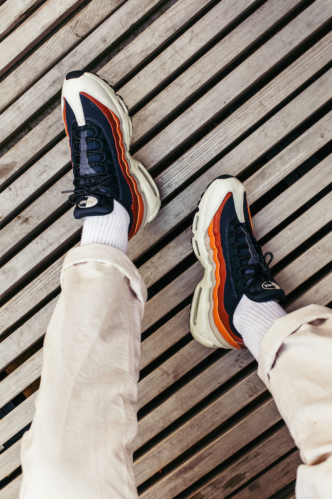 new style 79cfa 0d282 The NIKE AIR MAX 95 ESSENTIAL is AVAILABLE NOW  follow the banner below to  shop the colourway with NIKE today.