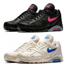best sneakers d976a 09226 Available Now  the Nike Air Max 180 is Back in Black and Desert Sand