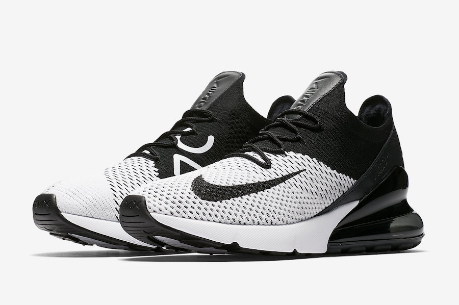 The Nike Air Max 270 Flyknit Gets Two Fresh Looks The Drop