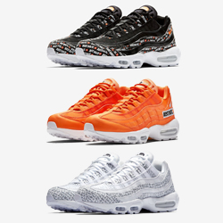 reputable site 6fbac 4fd9d Say It Loud with the Nike Air Max Just Do It Pack - The Drop ...